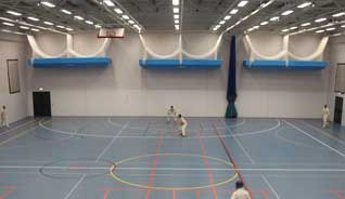 Indoor Nets @ Folkestone CC