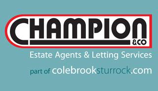 Champion & Co sponsor SCC