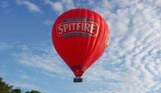 Kent Ballooning Sponsor SCC
